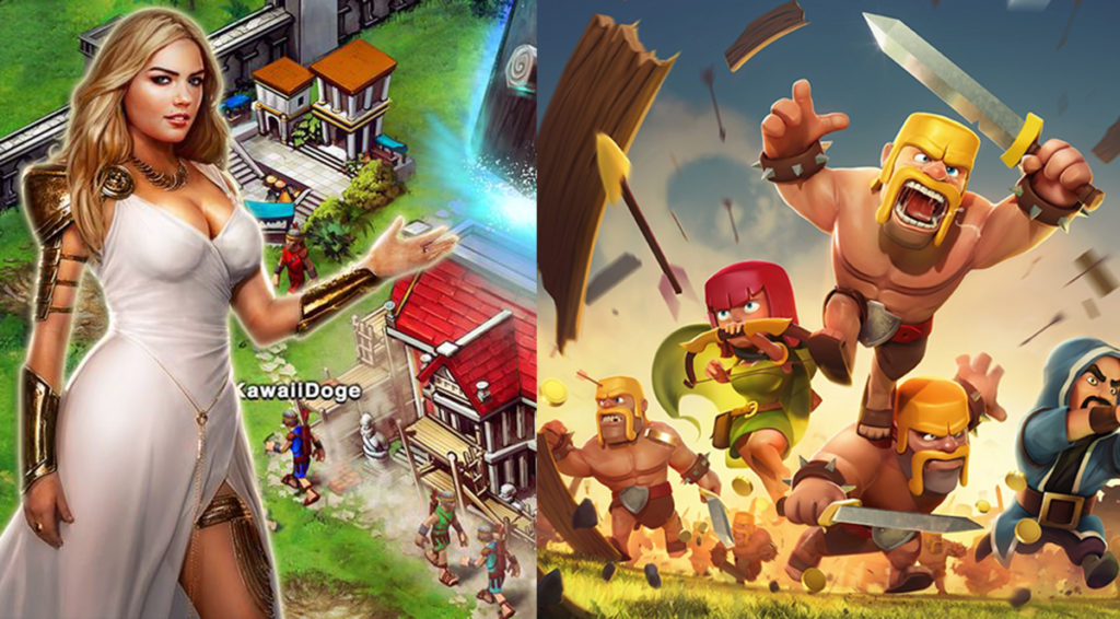 Is Forge Of Empires Anything Like Clash Of Clans? - A Model Of Life
